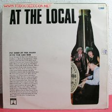 Discos de vinilo: PAT DODD AT THE PIANO WITH TIM AND BOB ( AT THE LOCAL ) ''GUEST NIGHT'' 1967 LP33. Lote 2562558