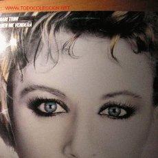 Discos de vinilo: MARI TRINI L.P. QUIEN ME VENDERA 1986. Lote 32318369