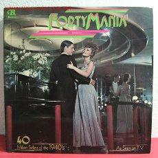 Discos de vinilo: THE RICHMOND STRING ORCHESTRA Y OTRAS ( FORTYMANIA ) ''1940'S'' 1976 LP33. Lote 2575583