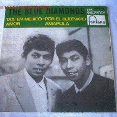 Discos de vinilo: THE BLUE DIAMONDS - 1966. Lote 10466500