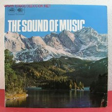 Discos de vinilo: THE SOUND OF MUSIC ENGLAND-1965 LP33. Lote 2594545