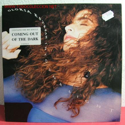 GLORIA ESTEFAN ( IN TO THE LIGHT ) 1991 LP33 (Música - Discos - LP Vinilo - Pop - Rock Extranjero de los 90 a la actualidad)