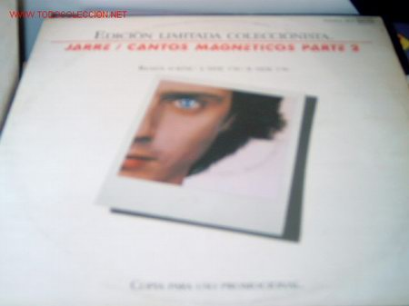 JARRE / CANTOS MAGNETICOS PARTE 2 (Música - Discos - LP Vinilo - Otros estilos)