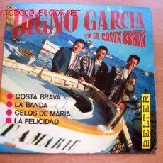Discos de vinilo: DIGNO GARCIA EN LA COSTA BRAVA - EDITA BELTER. Lote 2633669