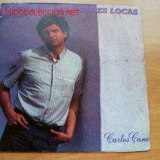 Discos de vinilo: CARLOS CANO - EDITA MOVIEPLAY - DOS TEMAS: TANGO DE LAS MADRES LOCAS - ELISA. Lote 2633685