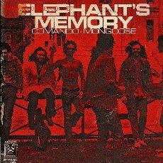 Discos de vinilo: ELEPHANT´S MEMORY- OMANDO + MONGOOSE SINGLE RARO EDITADO POR COLUMBIA EN 1971. Lote 2637964