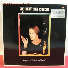 Discos de vinilo: SUZANNE VEGA ( DAYS OF OPEN HAND ) 1990 LP33. Lote 2660075