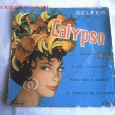 Discos de vinilo: CALIPSO (VOL II ). Lote 26346912