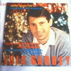 Discos de vinilo: LUIS GARDEY -- 1964. Lote 23911621