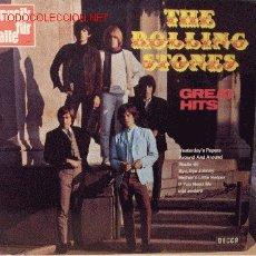 Discos de vinilo: THE ROLLING STONES. Lote 22283908