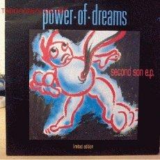 Discos de vinilo: POWER OF DREAMS - 10 INCH. Lote 18051975