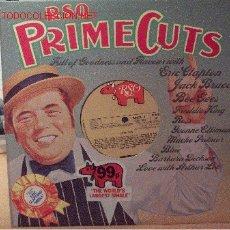 Discos de vinilo: RSO PRIME CUTS --- 10 INCH - PULGADAS. Lote 21878701