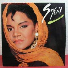 Discos de vinilo: SYBIL ( SYBIL ) 1989 LP33. Lote 2732225