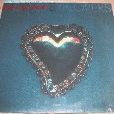 Discos de vinilo: NEW WAVE EXPLORERS - HEAVEN - FLYING RECORDS 1995 EDITADO EN ITALIA. Lote 7039986