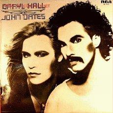 Discos de vinilo: DARYL HALL & JOHN OATES-MISMO TITULO LP VINILO EDITADO POR RCA EN 1983 + INSERT SPAIN. Lote 2747904