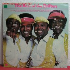 Discos de vinilo: THE DRIFTERS ( THE BEST OF THE DRIFTERS ) 1974/1976. Lote 2756878
