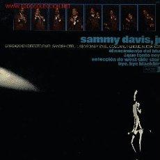 Discos de vinilo: SAMMY DAVIS JR - EL NACIMIENTO DEL BLUE + 3 E.P. RARO EDITADO POR HISPAVOX EN 1967. Lote 2777408