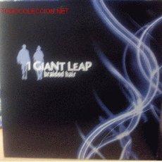 Discos de vinilo: 1 GIANT LEAP ---- BRAIDED HAIR MAXI - ROBBIE WILLIAMS. Lote 16505681