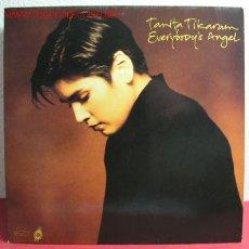 Discos de vinilo: TANITA TIKARAM ( EVERYBODY'S ANGEL ) 1991 LP33. Lote 2793945