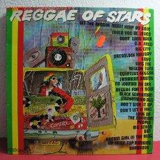 Discos de vinilo: REGGAE OF STARS 1982 LP33. Lote 2810739
