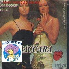 Discos de vinilo: BACCARA. Lote 16969993