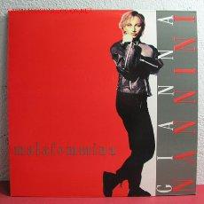 Discos de vinilo: GIANNA NANNINI ( MALAFEMINA ) 1988 LP33. Lote 2838480