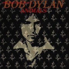 Discos de vinilo: BOB DYLAN-ANIMALS + WHEN HE RETURNS SINGLE VINILO EDITADO POR CBS EN 1979. Lote 2848448