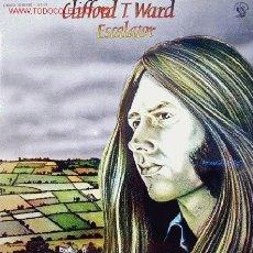 Discos de vinilo: CLIFFORD T.WARD-ESCALATOR LP EDITADO POR FONOGRAM EN 1975 RARO. Lote 2859897