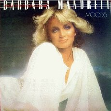 Discos de vinilo: BARBARA MANDRELL-MOODS LP EDITADO POR FONOGRAM EN 1979. Lote 2860123