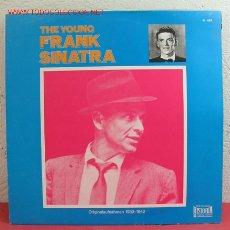 Discos de vinilo: FRANK SINATRA '' THE YOUNG FRANK SINATRA 1939 / 1942 '' GERMANY-1970 LP33. Lote 2865287