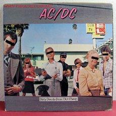 Discos de vinilo: AC DC ( DIRTY DEEDS DONE DIRT CHEAP ) USA-1976 LP33. Lote 2897996