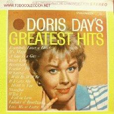 Discos de vinilo: DORIS DAY´S-GREATEST HITS LP EDITADO POR COLUMBIA EX EX RARE USA. Lote 2906016