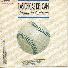 Dischi in vinile: LA CHICAS DEL CAN . Lote 2917136