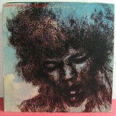 Discos de vinilo: JIMI HENDRIX ( THE CRY OF LOVE ) USA LP33. Lote 2919452