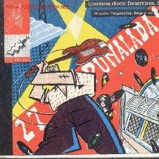 Discos de vinilo: 27 PUÑALADAS-VARIOS ARTISTAS EP RARO EX-EX EDITADO EN 1985 POR SOCIEDAD FONOGRAFICA ASTURIANA. Lote 2972195