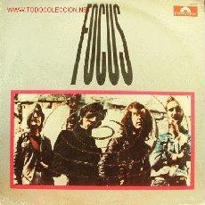 Discos de vinilo: FOCUS-MISMO TITULO LP EDITADO EN ARGENTINA POR POLYDOR EN 1973. Lote 2974211