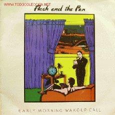 Discos de vinilo: FLASH AND THE PAN-EARLY MORNING WAKE UP CALL LP VINILO PROMOCIONAL EDITADO POR EPIC EN 1985. Lote 2974262