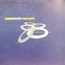 Discos de vinilo: 808 STATE-EXIEL LP VINILO EDITADO EN ALEMANIA POR 2TT RECORDS EN 1991. Lote 2974408