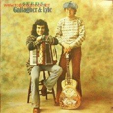 Discos de vinilo: GALLAGHER & LYLE - SEEDS LP EDITADO POR AYM EN 1973. Lote 2974521