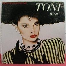 Discos de vinilo: TONI BASIL '' TONI BASIL '' 1983 LP33. Lote 2974748