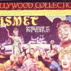 Discos de vinilo: KISMET DISCO LP BANDA SONORA ORIGINAL CBS 70287 HOL VINILO SIN USAR CARATULA FOTO . Lote 26954305