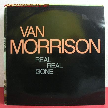 VA MORRISON '' REAL REAL GONE '' 1990 MAXISINGLE 45RPM ''ESPECIAL COLECCIONISTAS'' (Música - Discos de Vinilo - Maxi Singles - Jazz, Jazz-Rock, Blues y R&B)