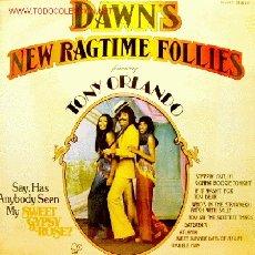 Discos de vinilo: TONY ORLANDO-DAWN´S NEW RAGTIME FOLLIES LP EDITADO POR BELL EN 1973. Lote 3009206