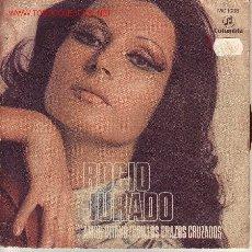 Discos de vinilo: ROCIO JURADO DISCO SINGLE , MO 1038 1970 COLUMBIA SPA. Lote 19260269