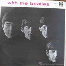 Discos de vinilo: WITH THE BEATLES. ODEON J060-04181. 1964. Lote 3043697