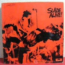 Discos de vinilo: SLADE ( SLADE ALIVE ) 1972-GERMANY LP33 POLYDOR. Lote 3055850