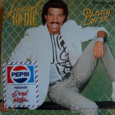 Discos de vinilo: MAXI - LIONEL RICHIE - PENNY LOVER / YOU ARE / MY LOVE - ORIGINAL ESPAÑOL, MOTOWN 1985. Lote 9721600