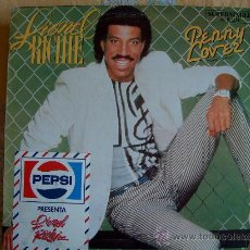 Discos de vinilo: MAXI - LIONEL RICHIE - PENNY LOVER / YOU ARE / MY LOVE - ORIGINAL ESPAÑOL, MOTOWN 1985. Lote 9721724