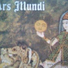 Discos de vinilo: ARS MUNDI,DEL 86. Lote 143626497