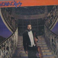 Discos de vinilo: LP MANGLIS - DANDY (PROMO, COMPLETAMENTE NUEVO). Lote 19737667